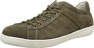 Stonefly Oscar 1, Sneakers Basses Homme, Marron (Mud E86), 39 EU
