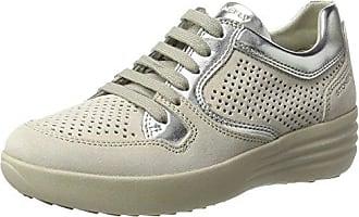 Whisper L. 2, Zapatillas para Mujer, Plateado (Metal Silver 058), 37 EU Stonefly