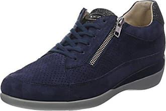 Venus II 79 bis Vel, Zapatillas para Mujer, Azul (Dark Denim 101), 38 EU Stonefly