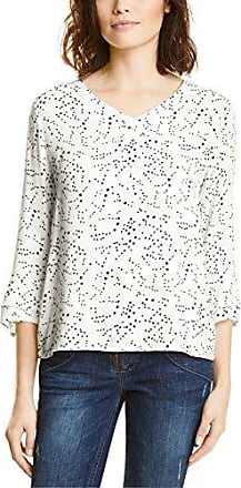 Street One 311912, Camiseta para Mujer, Multicolor (White 20000), 42