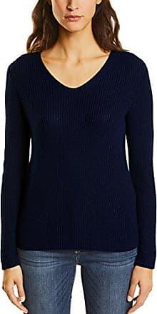 Street One 300457, Jersey para Mujer, Azul (Evening Blue 11151), 44