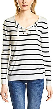 Street One 300595, Jersey para Mujer, Multicolor (Carribean Pink 21293), 36