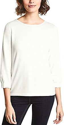 Street One 300569, Jersey para Mujer, Beige (Off White 10108), 42