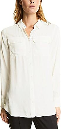 Street One 340872, Blusa para Mujer, Marfil (Off White 10108), 42