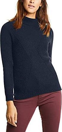 Street One 300501, Jersey para Mujer, Multicolor (Night Blue 20109), 40