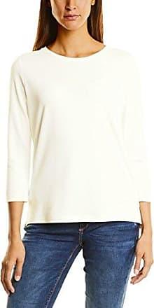 Street One 311916, Camiseta para Mujer, Multicolor (Off White 30108), 40