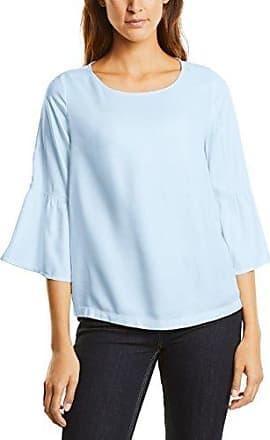 Street One 340963, Blusa para Mujer, Multicolor (Hibiscus Red 21346), 38 (Talla del Fabricante: 36)