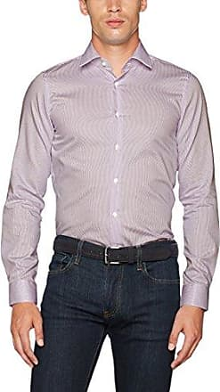 11 Rico-W 10003789, Camisa Casual para Hombre, Verde (Medium Green 310), XXL Strellson