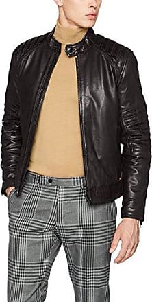 Boss Orange Ojohnny-W - Chaqueta para Hombre, Color Braun (Medium Khaki 264), Talla S HUGO BOSS