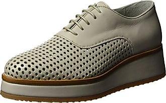 Marc O'Polo Lace Up Shoe 80114453401102, Richelieus Femme, Abricot, 38 EU