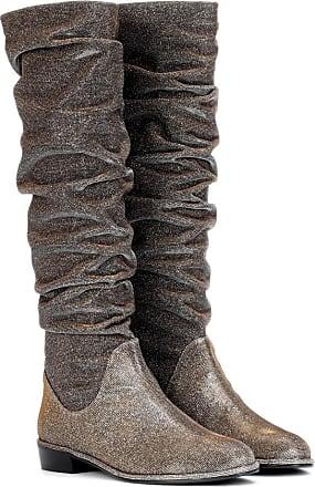 Stiefel für Damen, Stiefeletten, Bootie, Boots Günstig im Outlet Sale, Cola, Wildleder, 2017, US 9.5 (EU 40) Stuart Weitzman