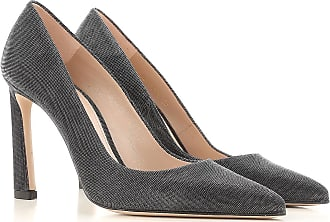 Pumps & High Heels for Women On Sale, Black, Suede leather, 2017, 4 5 6 6.5 Prada