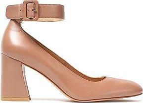 Stuart Weitzman Woman Clara Leather Pumps Camel Size 6.5 Stuart Weitzman Z2EYd5d