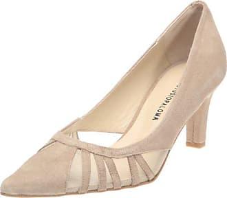 17044_Gris - Zapatos de vestir de cuero para mujer, color gris, talla 40 Studio Paloma
