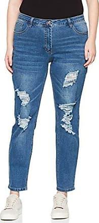 Womens Mit Destroyeffekten Skinny Jeans STUDIO UNTOLD F9AFdAdfAj