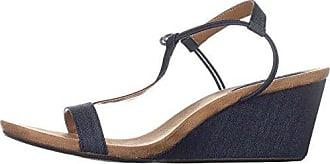 Style & Co. Frauen Offener Zeh Leger Sandalen mit Keilabsatz Groesse 8 US/39 EU uHLDJ1ZzI