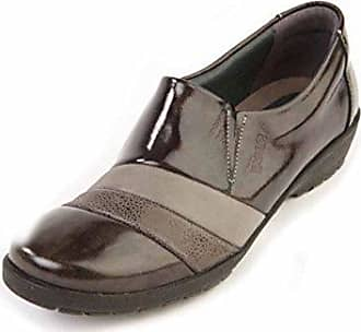 Joy schwarz Komfort, Casual, Hosen-Schuhe, Weite Passform, Mary Janes, Schwarz - schwarz - Größe: 36 EU Suave