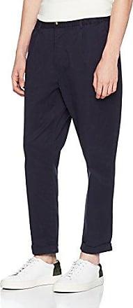 Liam-Q6027, Pantalones para Hombre, Azul (Navy 3090), W31/L32 Suit