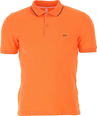 Polo Shirt for Men On Sale, Midnight, Cotton, 2017, L M Sun 68
