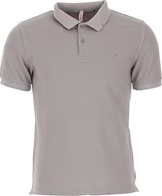 Polo Shirt for Men On Sale, Blue, Cotton, 2017, M S XL Sun 68