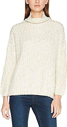 Paula, Pull Femme, Na, Blanc (01-Blanc Casse), 34 (Taille Fabricant: T0)Suncoo