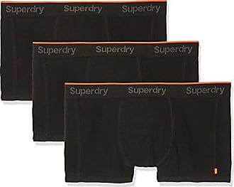 M31001NS, Bóxer para Hombre, Multicolor (Spr Gry Grnd/Blck Jsp/Hav Orng), Medium (Tamaño del fabricante:M) Superdry