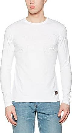 M60003OODS, Camiseta de Tirantes para Hombre, Negro, Large Superdry