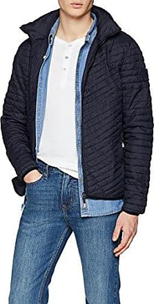 Core, Chaqueta Deportiva para Hombre, Blanco (Optic White 26C), L Superdry