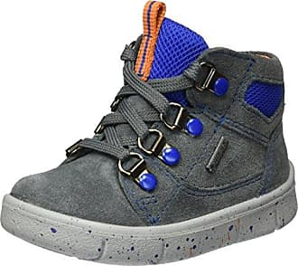 Bill 808271, Chaussures Bébé Marche Bébé Fille - Gris - Grau (Charcoal Multi)Superfit
