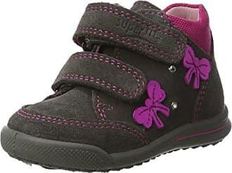 Zapatos grises Superfit para bebé  Obermaterial: Glattleder THAJhEfF