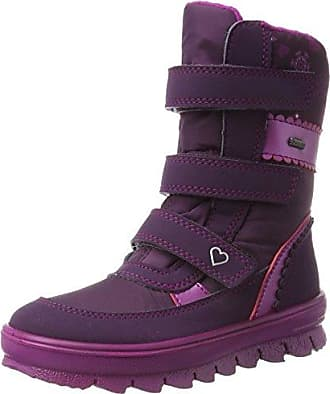 Viking ULTRA 5-75500-621 - Botas de caucho para niños, color morado, talla 36