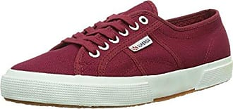 2750 Cotu Classic, Zapatillas Unisex adulto, Rojo (C62 Maroon Red), 44 EU (9.5 UK) Superga