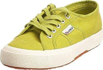 Superga 2001 Suem, Baskets Homme, Jaune (Yellow Senape 481), 43 EU