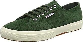 2750 Hairysueu, Zapatillas Adultos Unisex, Verde (Green Sherwood 102), 39.5 EU Superga