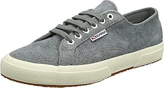 Superga 4832 Sueu, Zapatillas Adultos Unisex, Gris (Grey Ash 914), 43 EU