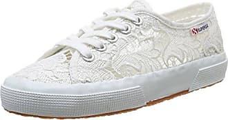 Unisex-Erwachsene 2750 Cotustonewash Low-Top, Weiß (White), 36 EU Superga