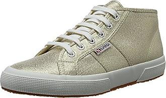 Superga 2754 Lamew, Sneakers Hautes Femme, Noir (Noir 999), 37 EU