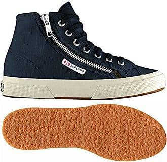 2730-Cotu, Zapatillas para Mujer, Azul (Blue MD Cobalt X1Y), 40 EU Superga