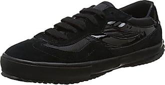 Superga 2950 COTU, Zapatillas Adultos Unisex, Negro (Total Black 997), 37 EU