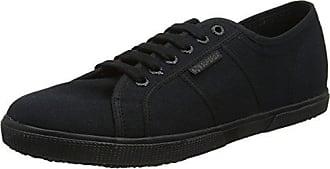 Superga 2790-Cotcoloropew, Baskets Femme, (Total Black 997), 36 EU