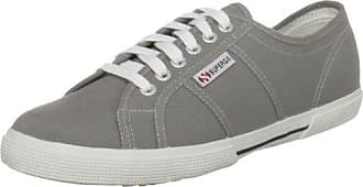 Superga Unisex Erwachsene 2750 Perfsuew Sneaker, Grau (Dark Grey Sage M38), 39.5 EU