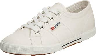 Superga 2754 COTU - Zapatillas Unisex, Blanco (901 White), 44.5 EU/10 UK