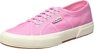 Superga - Zapatillas de deporte de tela para niña Rosa Fuchsia 31 41KMACMVnE