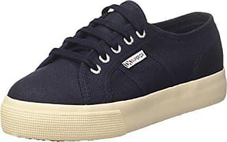 Femmes Sneaker 2287-cotw, Superga Bleu