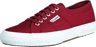 2750- COBINU, Chaussures femme - Rouge - Rouge (Rot/Red), 35 EU (2.5 UK)Superga