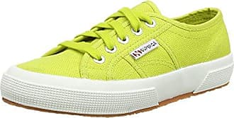 Superga 2750 Cotu Classic, Sneakers Unisex - Adulto, Verde (Island Green), 40 EU