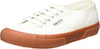 Superga 2750-Cotu Classic, Baskets Mixte Adulte, (White Rosgold SC69), 39 EU