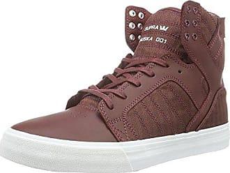 Supra Vaider 2.0, Zapatillas para Hombre, Rot (Brick-Bone), 43 EU