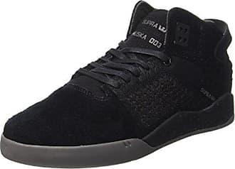 Vaider 2.0, Baskets Homme, Schwarz (Black-Black), 44 EUSupra