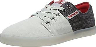 SupraStacks II - Zapatillas de casa Hombre, Color Blanco, Talla 42,5